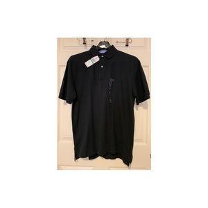 NWT Tommy Hilfiger Mens Shirts Black